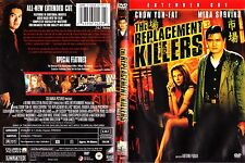 The Replacement Killers (DVD, 2006, Extended Version) Chow Yun-Fat