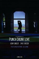 Punch Drunk Love Double Sided Original Movie Poster 27x40 inches