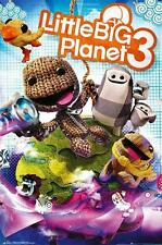 Little Big Planet 3 : Cover - Maxi Poster 61cm x 91.5cm (new & sealed)