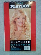 Playboy Playmate Wall Calendar 2007 Kara Monaco Sara Underwood Cassandra Lynn