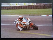 Photo Bimota Ducati DB1 1986 #32 Davide Tardozzi, TT F1 Hockenheimring