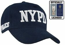 NYPD Police Adjustable Cap Genuine Low Profile  Rothco 8270 Navy Blue
