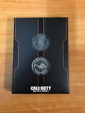 X-Box 360 Call of Duty Black Ops II Hardened Edition - Medals & Case - No Game