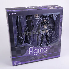 Anime Insane Black Rock Shooter Figma SP-041 PVC Action Figure Collectible Toy 1