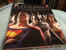 DC Comics ENCYCLOPEDIA ~ Definitive Guide, Superman, First Edition, HCDJ ~ BOOK