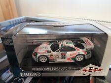 Ebbro - 1/43 - Toyota Supra  - JGTC 2001 - #36 Castrol Toms