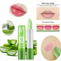 Aloe Vera Lipstick Color Mood Changing Moisturizing Long Lasting Lipstick Makeup