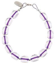 Carrie Elspeth B1177 Fluo Coeur Bracelet - Violet - NEUF AVEC ÉTIQUETTE - rrp