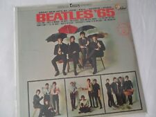 BEATLES Original__SEALED__Beatles '65 LP__Capitol Dome__ST-2228 #12__EX+