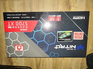 SAPPHIRE Radeon NITRO+ RX 5700 XT 8GB GDDR6 Graphics Card