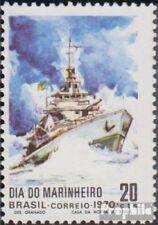 Brasilien 1276 (kompl.Ausg.) ungebraucht 1970 Tag des Seemanns