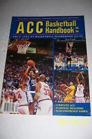1993 94 ACC Yearbook NCAA BASKETBALL Preview DUKE Grant HILL NORTH CAROLINA UNC