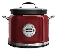 KitchenAid Multi-Cooker 4-Quart cooking pot Empire Red RKMC4241ER