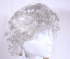 """TWC The Wig Club """"Gabby"""" Color 60 Silver Size Average NEW WITH TAGS In The Box"""