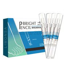 4tlg Gegen Nagelpilz Nagelpflege Stift 3ml Nagelbehandlung Anti Mykotische Satz