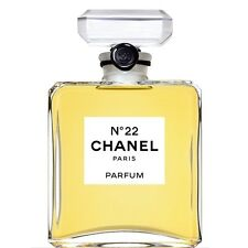 CHANEL NO 22 # 22 PARFUM PURE PERFUME 0.5OZ 15 ML NEW IN BOX SEALED VERY RARE