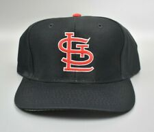 St. Louis Cardinals Logo 7 MLB Vintage 90s Twill Snapback Cap Hat - NWT