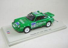 Porsche 911 No.221 Rally Dakar 1988  1:43