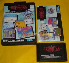 MENACER 6 GAME CARTRIDGE Mega Drive MegaDrive Versione Europea PAL»»»»» COMPLETO