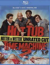 Hot Tub Time Machine 2 (Blu-ray/DVD, 2015, 2-Disc Set)