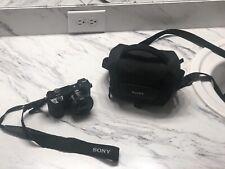 Sony Alpha A6000 24.3MP Digital Camera - Black