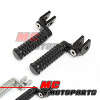 CNC Adjustable Riser Foot Pegs For Honda XL 700 V TRANSALP 2008-2013 09 10 11 12