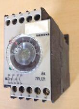 Siemens Zeitrelais 7PU2140-1PC22 42V/50Hz, 0,6-6 sec. NEU,Relais 3RP