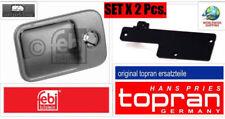 Handschuhfach Lenker + Deckel Verschluss Reparatursatz VW Golf 3 Vento 1H6857147