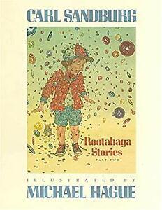 Rootabaga Stories, Part Two Hardcover Carl Sandburg