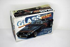 MPC Glass Pack 60 Corvette Street Racer Model Kit 1:25 Scale Open Box