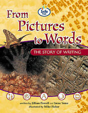 From Pictures to Words: Book 1 (Literacy Land) by Coles, M, Hall, C