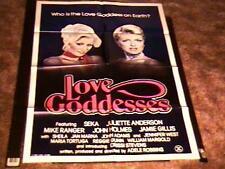 LOVE GODDESSES  MOVIE POSTER AUNT PEG SEKA