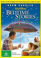 Bedtime Stories (DVD, 2009)