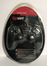 BRAND NEW SEALED Gigaware PlayStation & PS2 Controller 26-539 Play Station Gamer