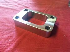 T3 Billet Mild Steel Open Turbo Spacer plate flange 100% MADE IN USA!