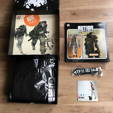 3A Ashley Wood threeA 2011 3AA Membership Pack 1/12 King Oyabun AP TK popbot