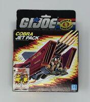 GI Joe Cobra Jet Pack 1987