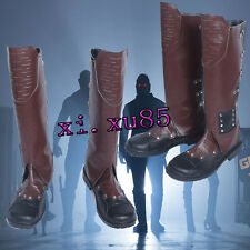 New Movie Guardians of The Galaxy 2 Peter Quill Star-Lord Cosplay Shoes Boots