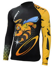 Koszulka Termoaktywna OSA Wasp Thermoactive Shirt Jogging MMA Fight Rashguard XL