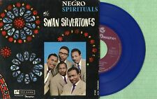 THE SWAN SILVERTONES / Vinyl Blue / TOP RANK DISCOPHON 27.001 Spain 1960 EP EX