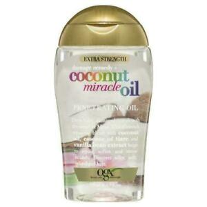 OGX Coconut Miracle OIL ~ Extra Strength PENETRATING OIL Damage Remedy 100ml