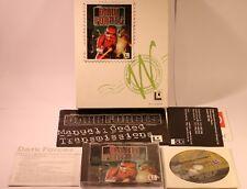 Juego PC fuerzas oscuras PC CD-ROM de Windows Ms-dos 5.0 por Lucas Arts 1994