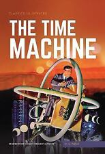 The Time Machine (Classics Illustrated), , Wells, H.G., Very Good, 2016-01-19,