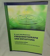 Jutta Mauermann: Frequenztherapie und Entgiftung Buch
