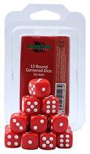 Accesorios y suministros de juegos de cartas coleccionables rojos