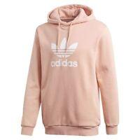 Adidas Original Trefoil mit Kapuze Kapuzenpulli Pink Pullover HERREN Xs S M L XL