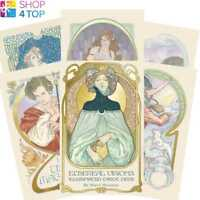 ETHEREAL VISION: ILLUMINATED TAROT DECK KARTEN ESOTERIC US GAMES SYSTEMS NEW