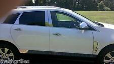 CHROME PILLAR COVERS FOR CADILLAC SRX 2010-2016