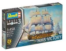Revell 1/450 HMS Victory Plastic Model Kit 05819 RVL05819
