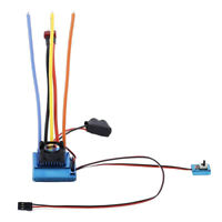 120A Sensored Brushless ESC Motor Speed Controller per auto rc 1/8 1/10 auto
